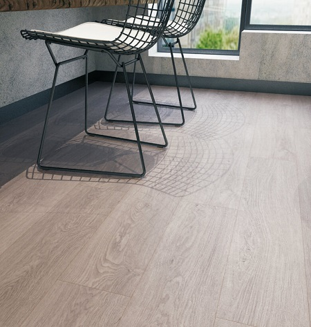 SPC地板的便捷性