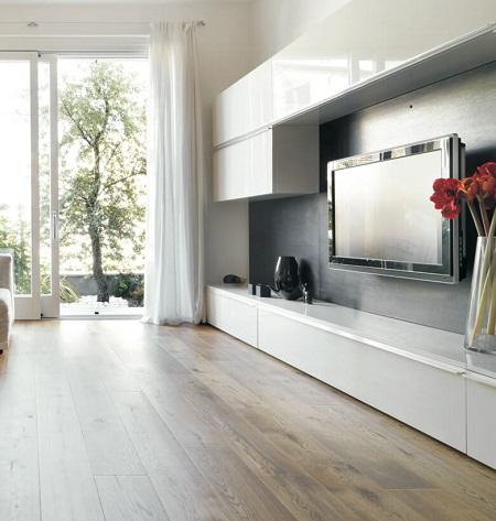 家用强化木地板为何越来越受欢迎